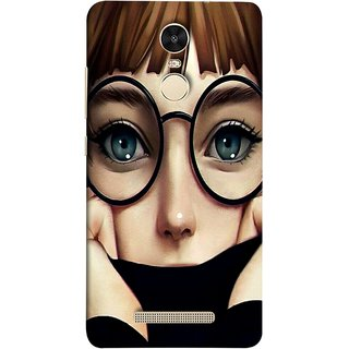PRINTHUNK PREMIUM QUALITY PRINTED BACK CASE COVER FOR MICROMAX CANVAS INFINITY DESIGN6082