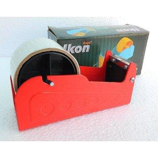 Ikon 2 inch Metallic Tape Dispenser--(Heavy Duty)