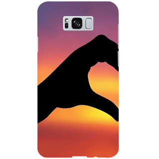 Printgasm Samsung Galaxy S8 Plus printed back hard cover/case,  Matte finish, premium 3D printed, designer case