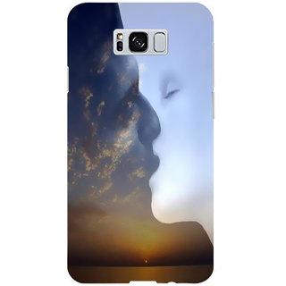 Printgasm Samsung Galaxy S8 Plus printed back hard cover/case,  Matte finish, premium 3D printed, designer case