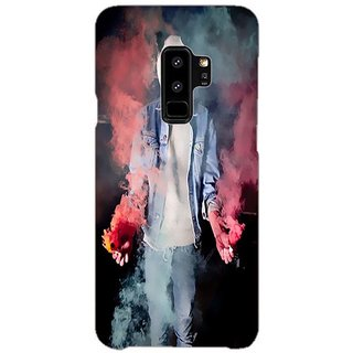 Printgasm Samsung Galaxy S9 Plus printed back hard cover/case,  Matte finish, premium 3D printed, designer case