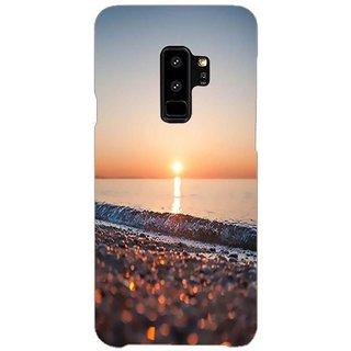 Printgasm Samsung Galaxy S9 Plus printed back hard cover/case,  Matte finish, premium 3D printed, designer case