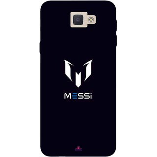 Snooky Printed 1053,Messi Football Lover Mobile Back Cover of Samsung Galaxy J5 Prime - Multi