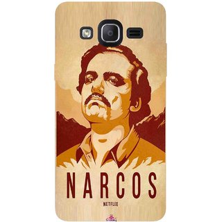 Snooky Printed 1063,Narcos Mobile Back Cover of Samsung Galaxy On5 - Multi