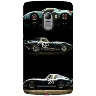 Snooky Printed 963,blair bunting car Mobile Back Cover of Lenovo K4 Note - Multi