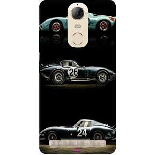 Snooky Printed 963,blair bunting car Mobile Back Cover of Lenovo Vibe K5 Note - Multi