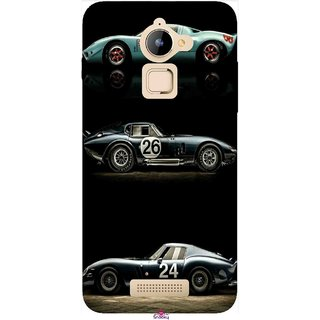 Snooky Printed 963,blair bunting car Mobile Back Cover of Coolpad Note 3 Lite - Multi