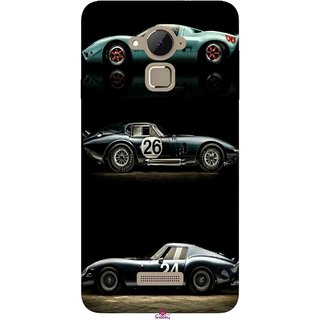 Snooky Printed 963,blair bunting car Mobile Back Cover of Coolpad Note 3 Plus - Multi