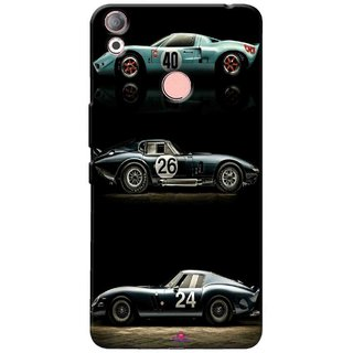 Snooky Printed 963,blair bunting car Mobile Back Cover of Tecno Camon 1 Air - Multi