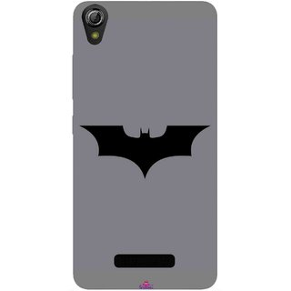 Snooky Printed 952,Batman Cartoon Mobile Back Cover of Gionee Pioneer P5W - Multi