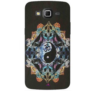 Snooky Printed 1068,Om Lord religious Mobile Back Cover of Samsung Galaxy Grand 2 - Multi