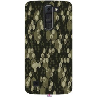 Snooky Printed 972,Camouflage Camo patterns Mobile Back Cover of LG K7 - Multi
