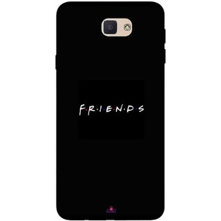 Snooky Printed 998,Friends Mobile Back Cover of Samsung Galaxy J7 Prime - Multi