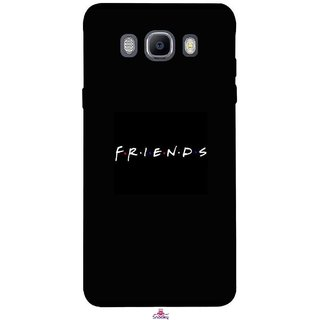 Snooky Printed 998,Friends Mobile Back Cover of Samsung Galaxy On8 - Multi