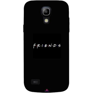 Snooky Printed 998,Friends Mobile Back Cover of Samsung Galaxy S4 - Multi