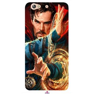 Snooky Printed 983,Doctor strange Mobile Back Cover of Gionee Elife S6 - Multi