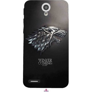 Snooky Printed 1004,game of thrones winter Mobile Back Cover of InFocus M260 - Multi