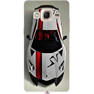 Snooky Printed 1091,sports cars and bikes Mobile Back Cover of Samsung Tizen Z3 - Multi