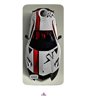 Snooky Printed 1091,sports cars and bikes Mobile Back Cover of Vivo Y22 - Multi