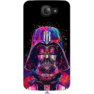 Snooky Printed 1092,Star War soldier Mobile Back Cover of Intex Aqua Wave - Multi