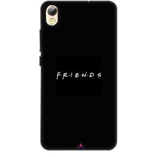 Snooky Printed 998,Friends Mobile Back Cover of Tecno I3 Pro - Multi