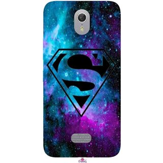 Snooky Printed 1099,Superman Fondos Mobile Back Cover of Lenovo Zuk Z1 - Multi