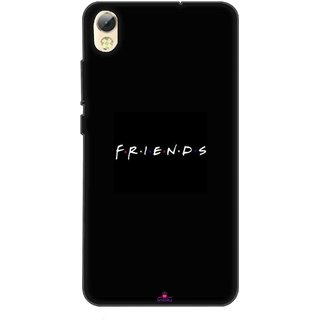 Snooky Printed 998,Friends Mobile Back Cover of Tecno I5  - Multi