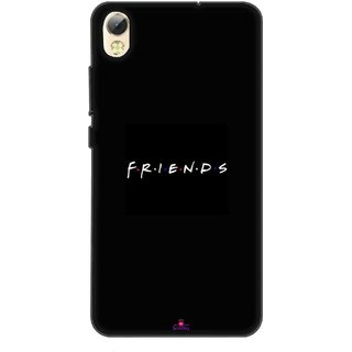 Snooky Printed 998,Friends Mobile Back Cover of Tecno I5 Pro - Multi