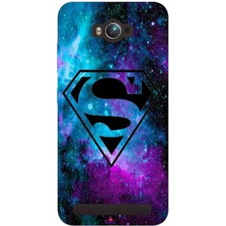 Snooky Printed 1099,Superman Fondos Mobile Back Cover of Asus Zenfone Max - Multi