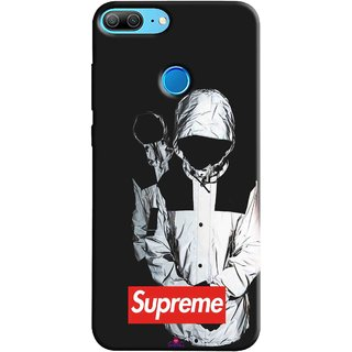 Snooky Printed 1084,Sad Supreme Mobile Back Cover of Huawei Honor 9 Lite - Multi
