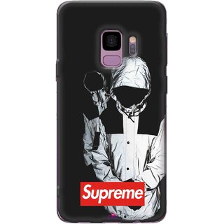 Snooky Printed 1084,Sad Supreme Mobile Back Cover of Samsung Galaxy S9 Plus - Multi