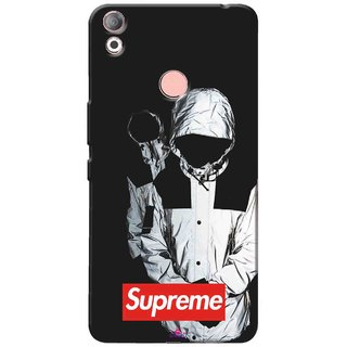 Snooky Printed 1084,Sad Supreme Mobile Back Cover of Tecno Camon i - Multi