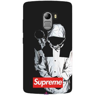 Snooky Printed 1084,Sad Supreme Mobile Back Cover of Lenovo K4 Note - Multi