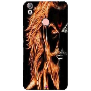 Snooky Printed 1086,shivaji maharaj image 3d Mobile Back Cover of Tecno Camon 1 Air - Multi