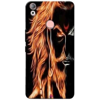 Snooky Printed 1086,shivaji maharaj image 3d Mobile Back Cover of Tecno Camon i - Multi