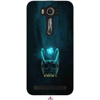 Snooky Printed 1095,Star Wars Logo Mobile Back Cover of Asus Zenfone 2 Laser ZE550KL - Multi