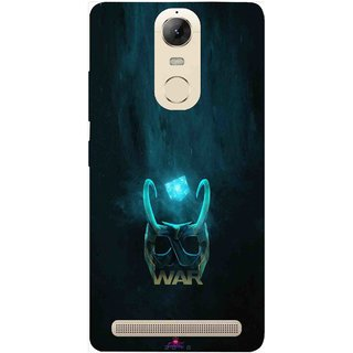 Snooky Printed 1095,Star Wars Logo Mobile Back Cover of Lenovo Vibe K5 Note - Multi