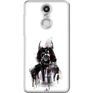 Snooky Printed 1096,star wars white Mobile Back Cover of Swipe Elite Power - Multi