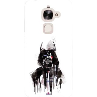 Snooky Printed 1096,star wars white Mobile Back Cover of Letv Le 2 - Multi