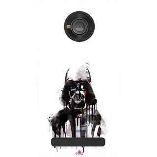Snooky Printed 1096,star wars white Mobile Back Cover of Micromax Yu Yuphoria - Multi