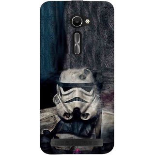 Snooky Printed 1097,star wars Mobile Back Cover of Asus Zenfone 2 ZE500CL 5.0 - Multi