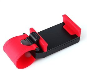 KunjZone Car Steering Mobile  Holder