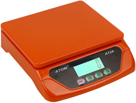 ATOM-A-124 Digital Kitchen Scale