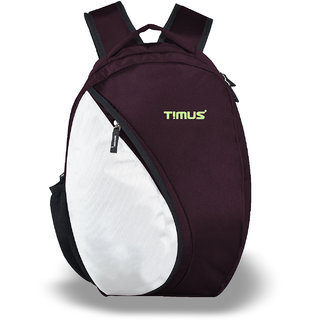 Timus  Celebrity  19 Litres   Laptop  Backpack(Wine)