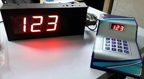 Token Display System I Token Calling System for Banks,Hospitals,Hotels,Clinics