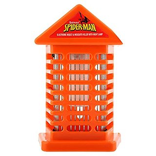 GAURAV MART NEW Spider-Man Electronic Insect Mosquito Killer With Night Lamp
