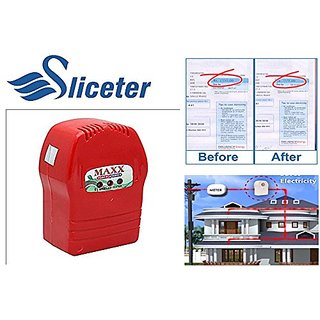 buy sliceter power saver 100 legal safe genuine save electricity rh shopclues com Floating Money Companies That Wire Money