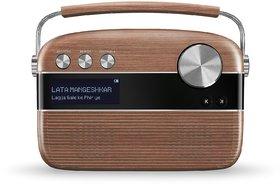 Carvaan SC02 Portable Digital Music Player (Oak Wood Brown)
