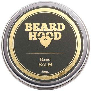 Beardhood Beard Balm - Conditioning Medium Hold Hair Styler