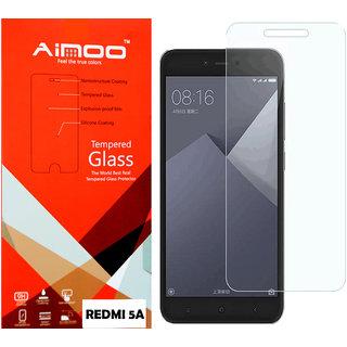 Ainoo REDMI 5A Screen Protector. Redmi 5A Tempered glass, 0.3MM, 9H hardness, 2.5D, Ultra clear, Anti-scratch.